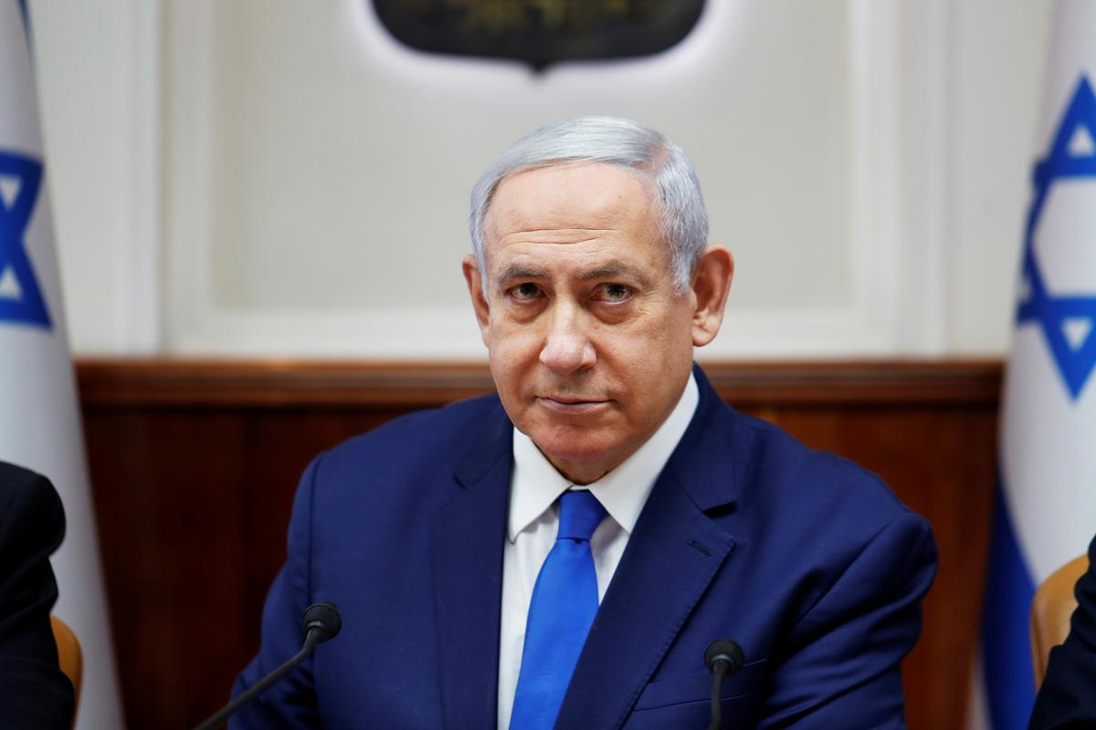 Netanyahu dui aan Israeliese betrokkenheid by Irak-ontploffings