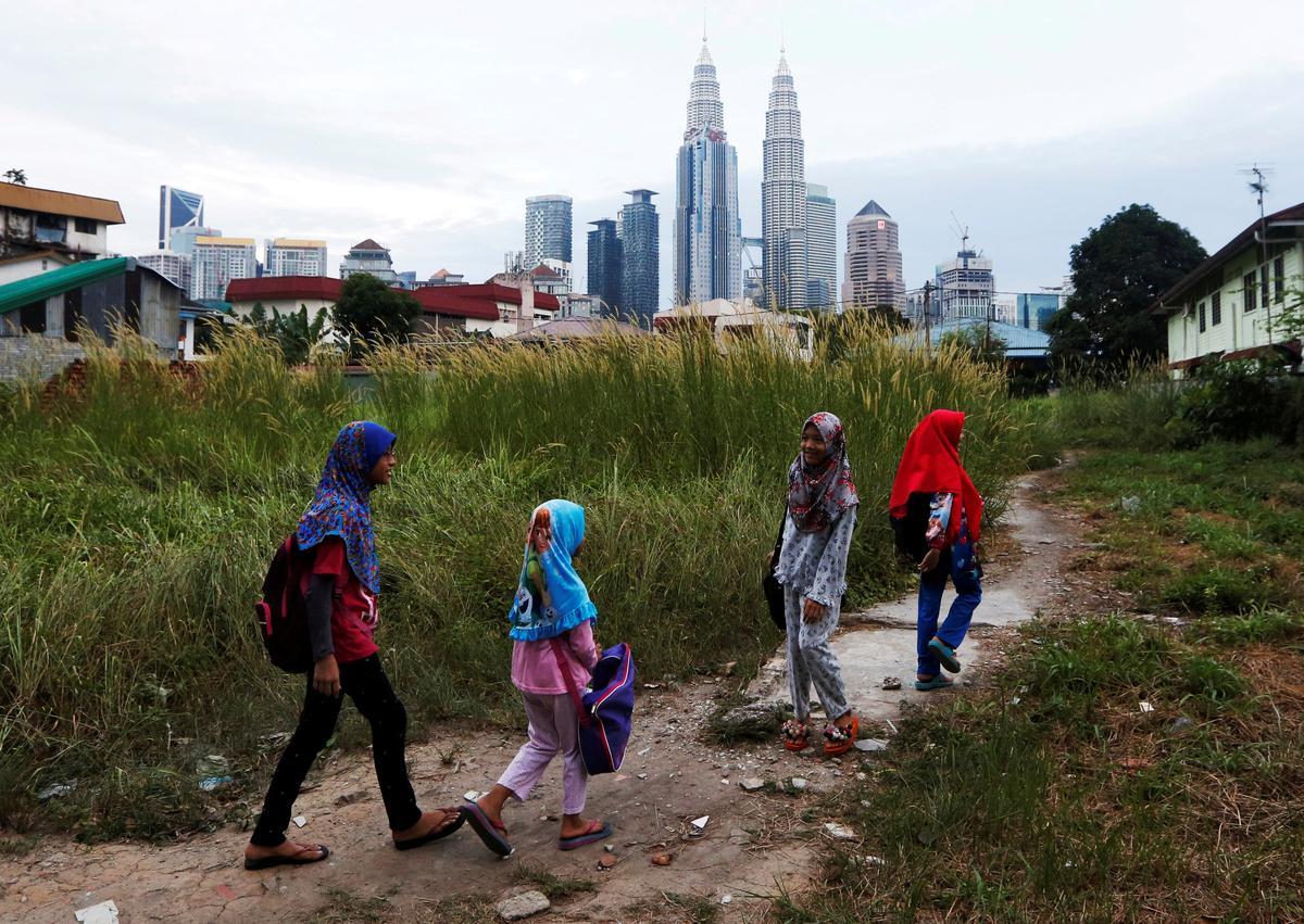 Volgens die VN-kenner is die armoede in Maleisië baie hoër as wat berig is