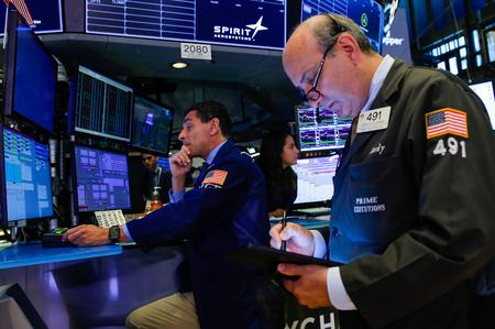 Wall St. opens lower on China tariff blow