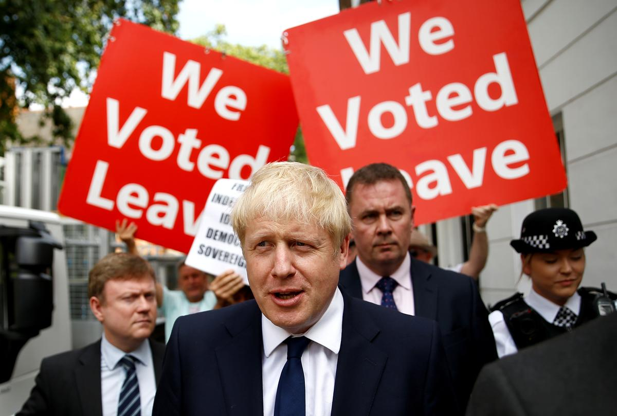 Le Brexit deurbraak? Europa sê 'Nein', 'non', 'nee'