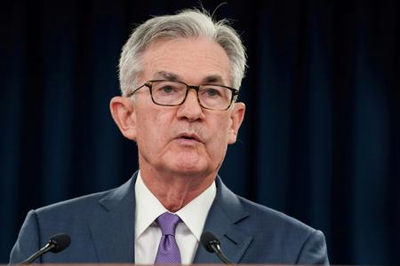 Powell says Fed will 'act as appropriate' but offers little more guidance