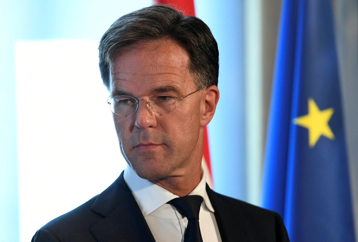 Nederlandse premier Rutte: geen maklike alternatief vir Ierse rugstop nie