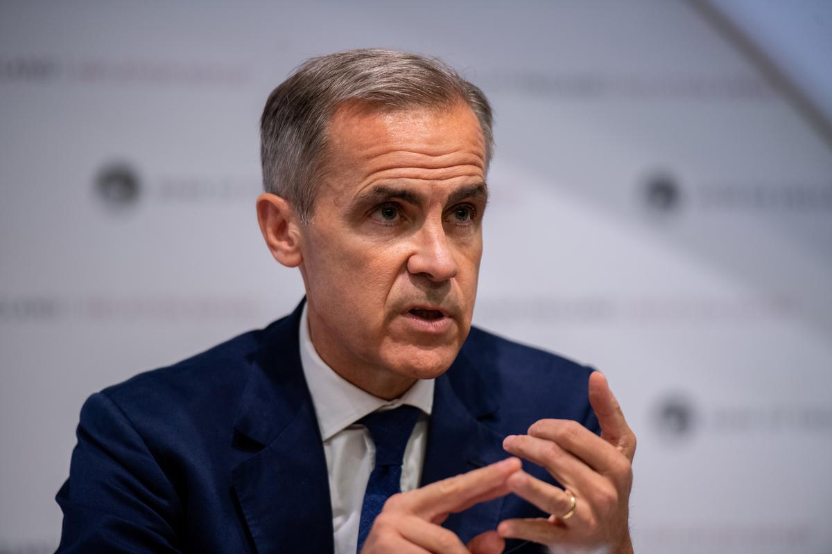 World needs to end risky reliance on U.S. dollar: BoE's Carney thumbnail