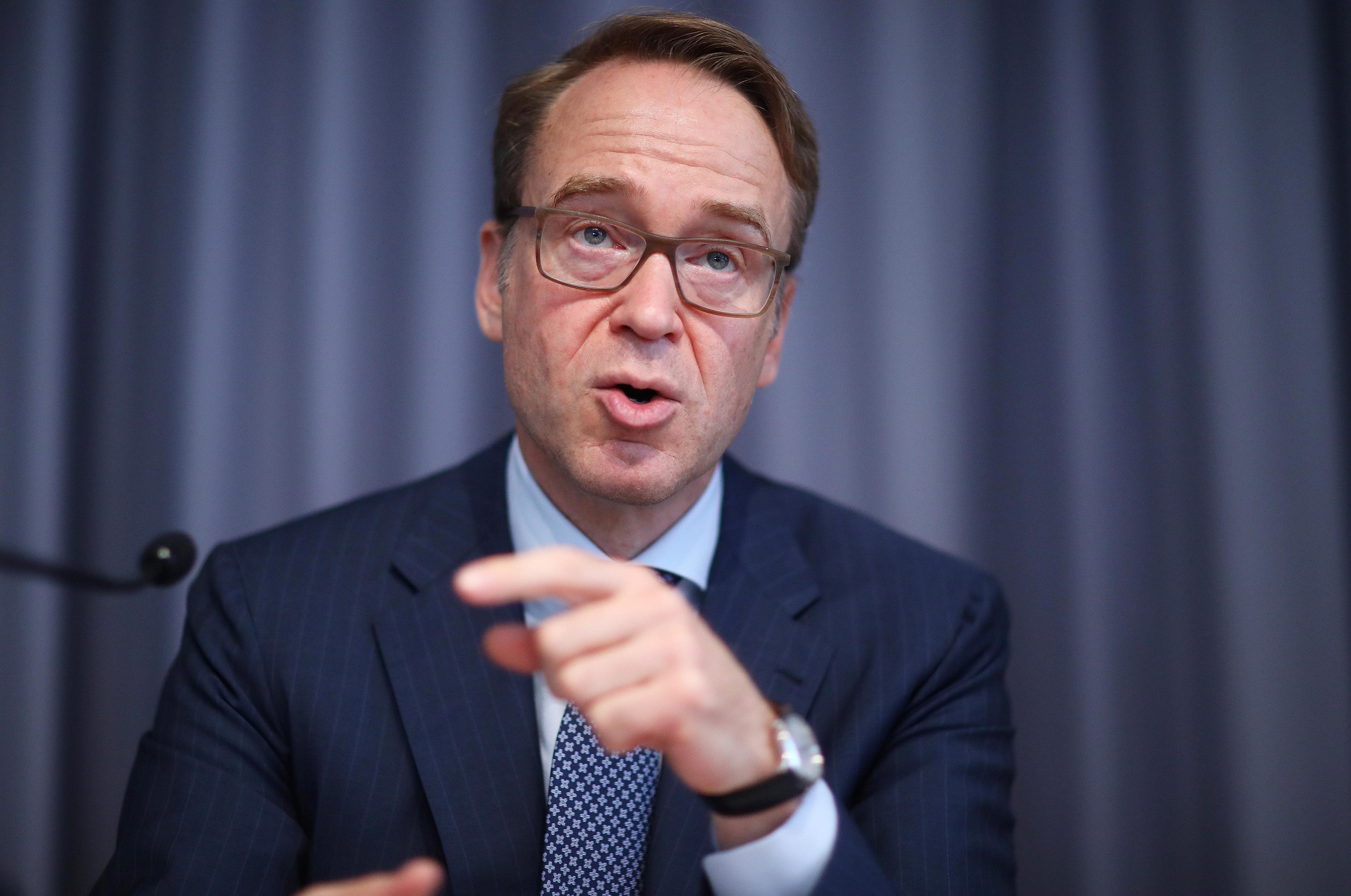 ECB's Weidmann sees no need for economic stimulus: newspaper