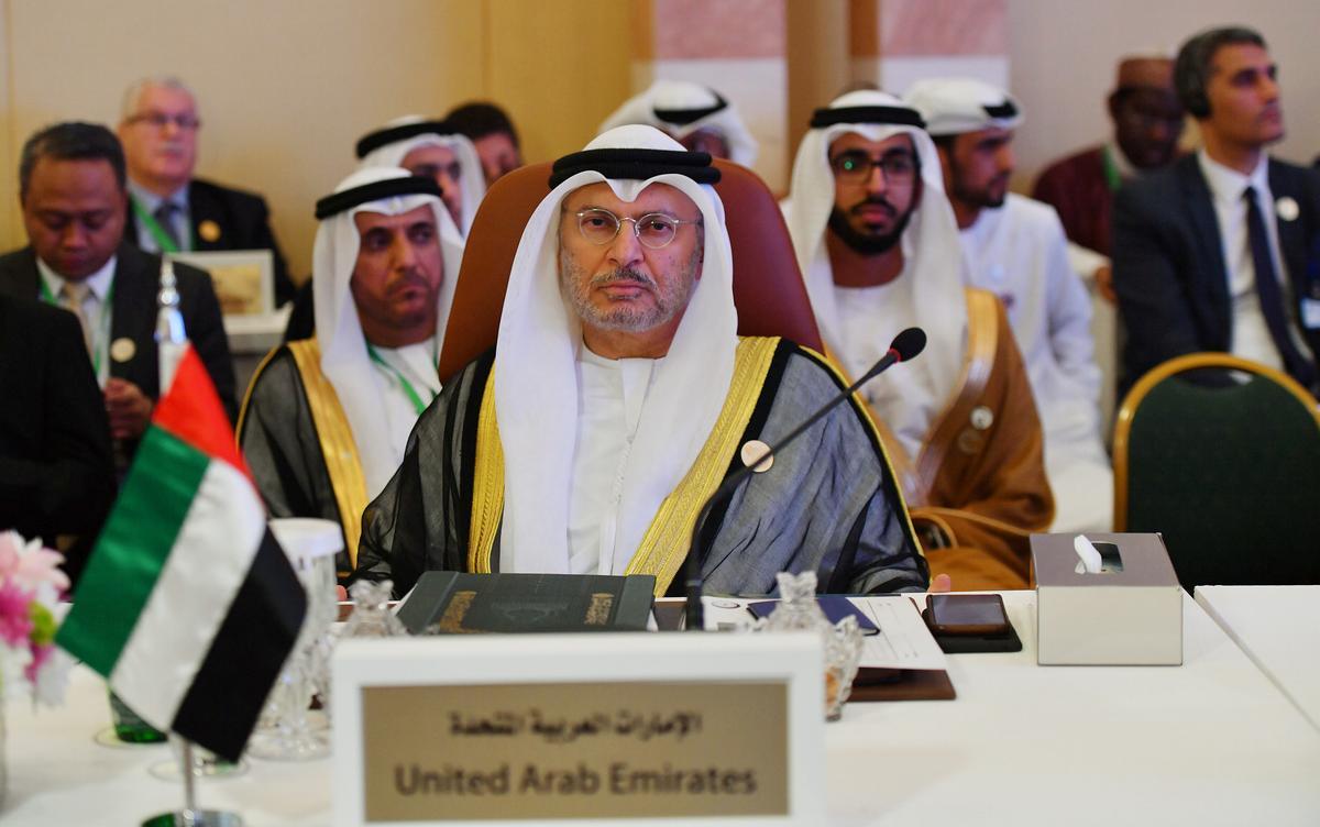 Minister van die VAE noem Saoedi-VAE-koalisie 'n strategiese noodsaaklikheid in Jemen