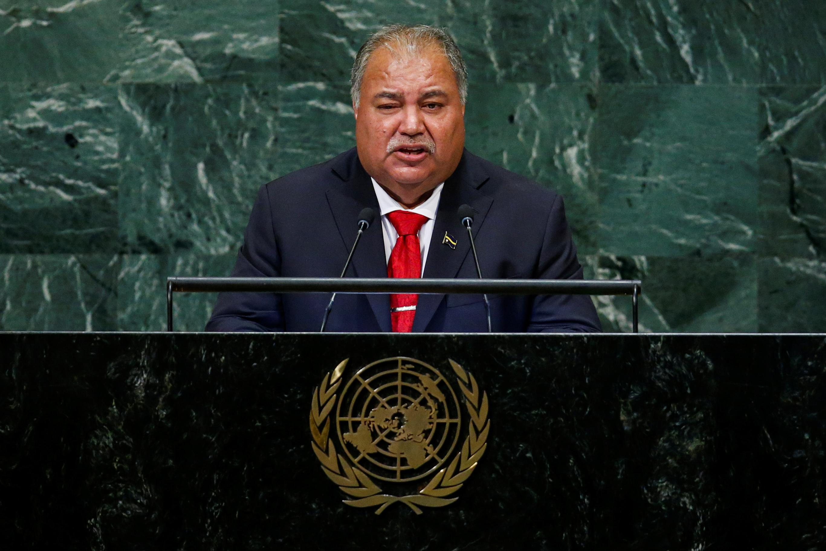 Nauru president loses his seat in elections - media reports