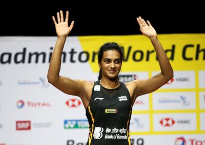 PV Sindhu crowned world badminton champion