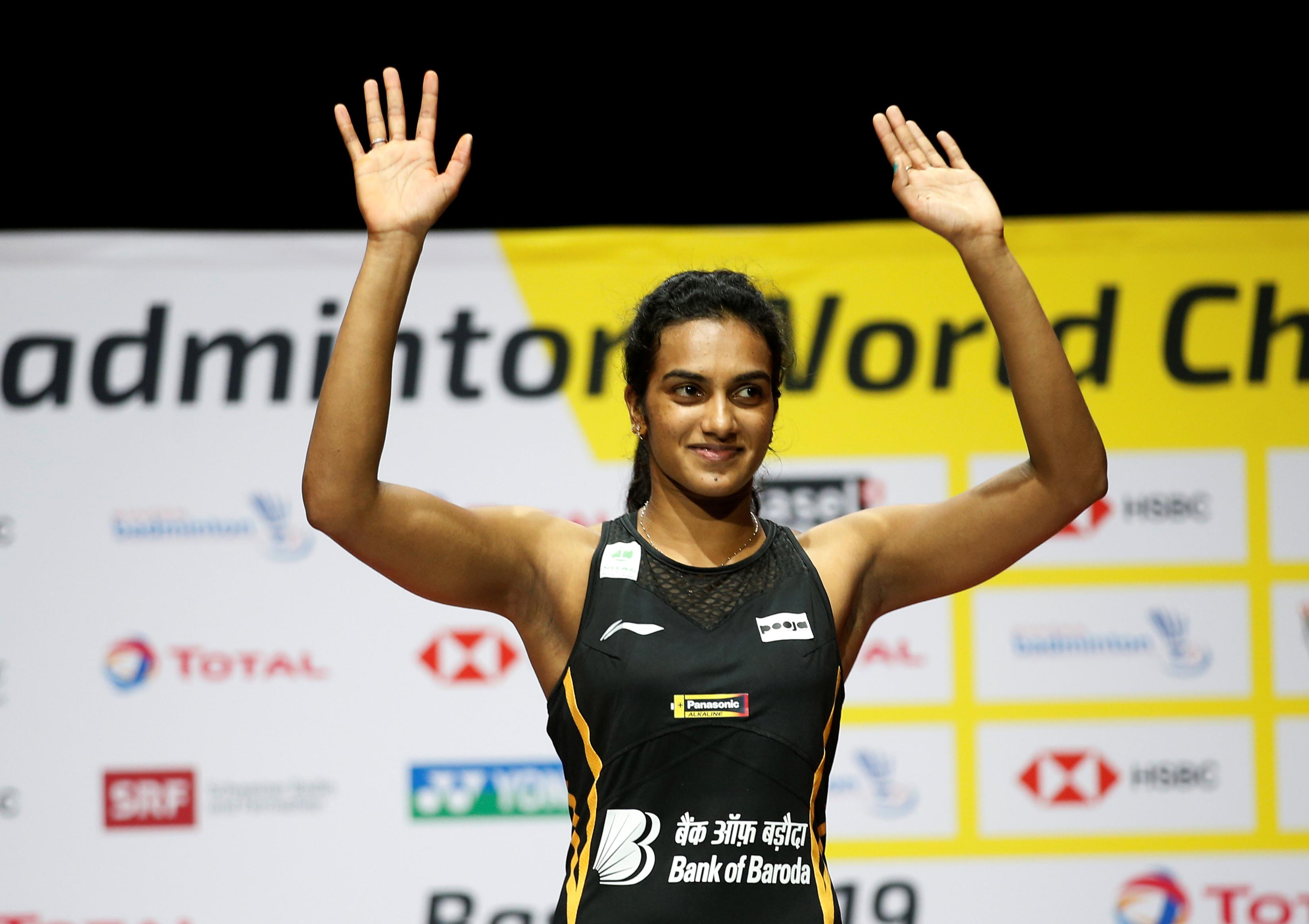 Badminton: 'Silver girl' no more, India's Sindhu aims higher