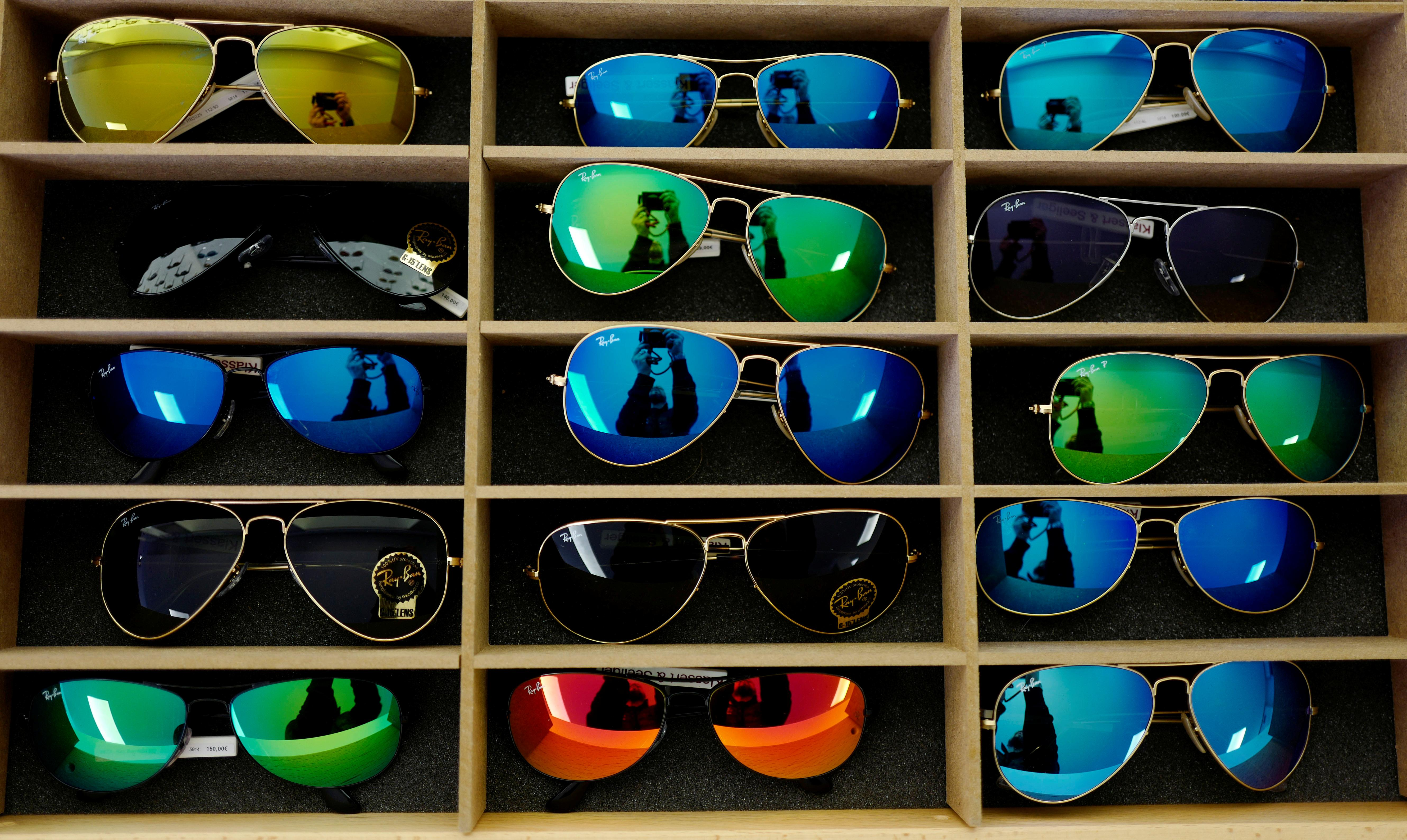ray ban sunglasses shops near me