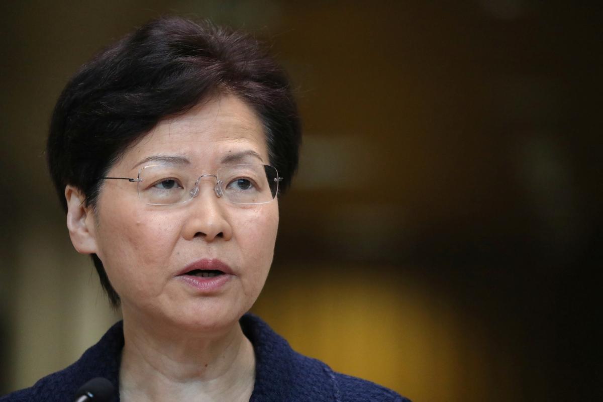 Hongkong-leier sê die eskalasie van geweld word ernstiger