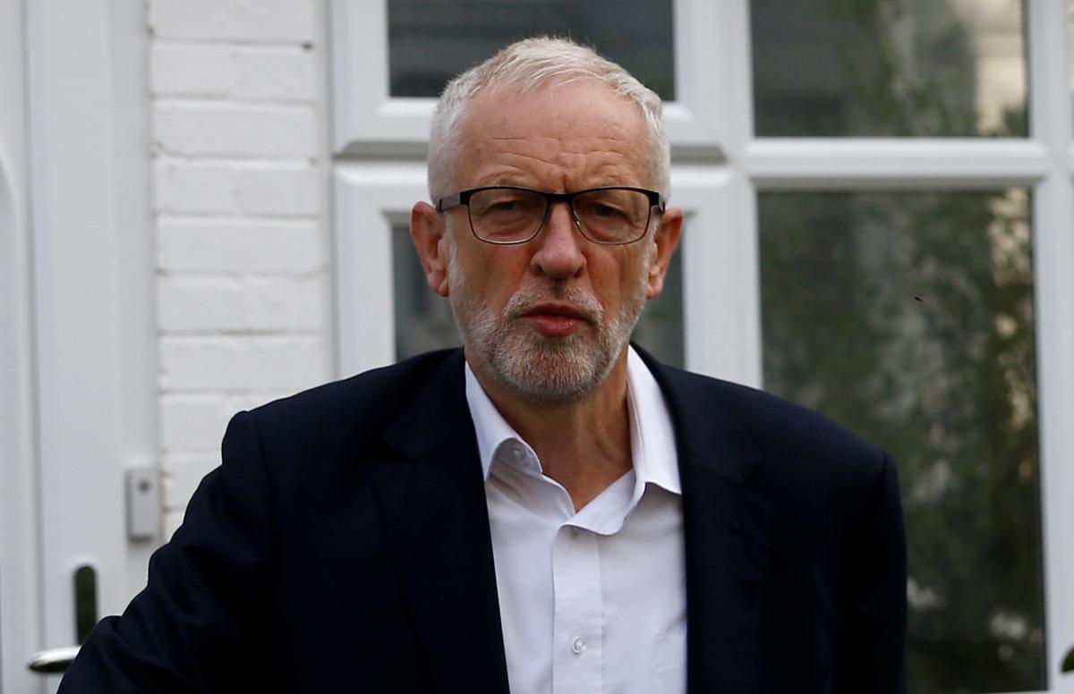 Die Britse Corbyn belowe om 'alles te doen' om Brexit sonder enige ooreenkoms te keer