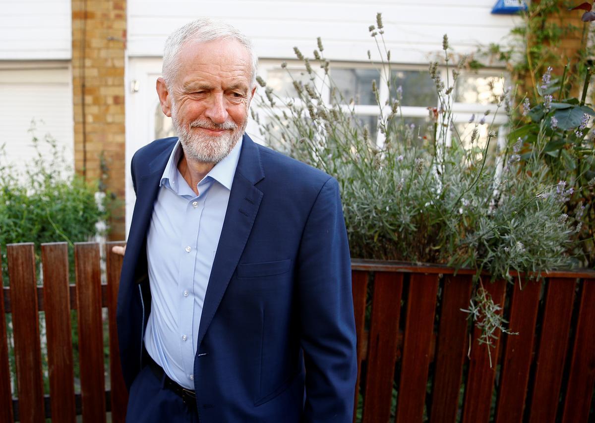 Die Britse Corbyn 'sal alles doen' om Brexit sonder enige ooreenkoms te keer