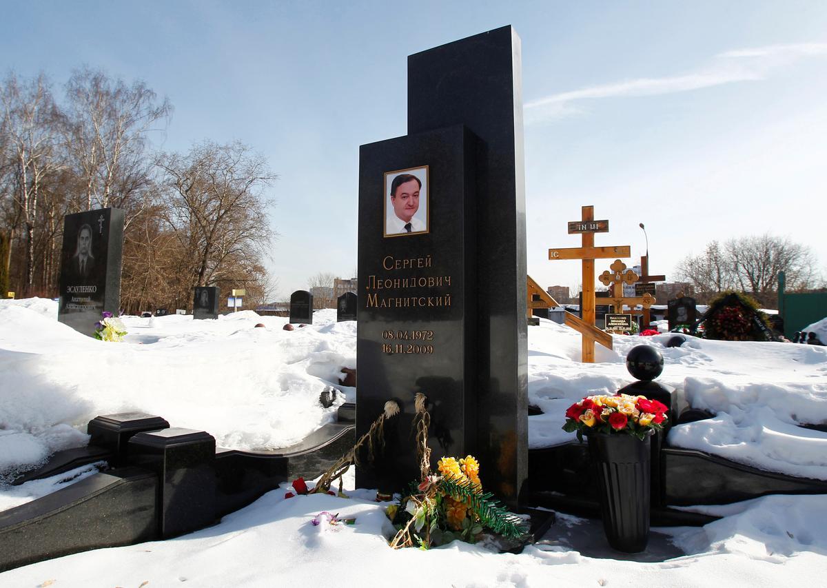 Rusland het die regte van advokaat Magnitsky verongeluk, sê die Europese hof