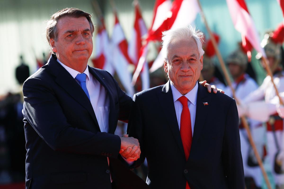Brasilië kondig Suid-Amerikaanse vergadering op Amazon aan, neem Chili se hulp
