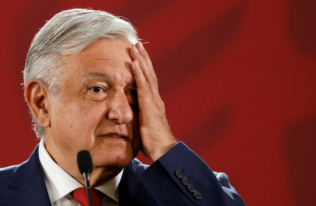 Mexikaanse president veroordeel brandstigting aanval in die Mexikaanse hawestad