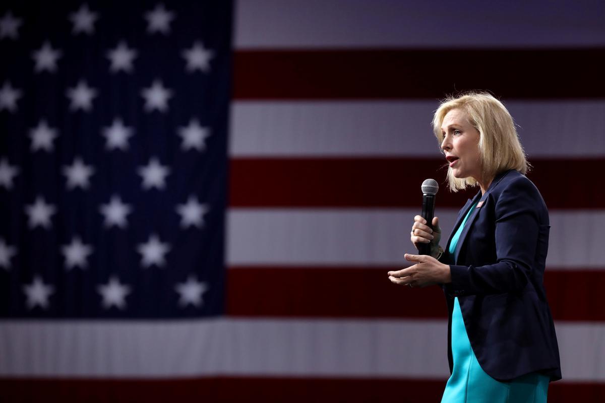 U.S. Senator Gillibrand exits Democratic presidential race