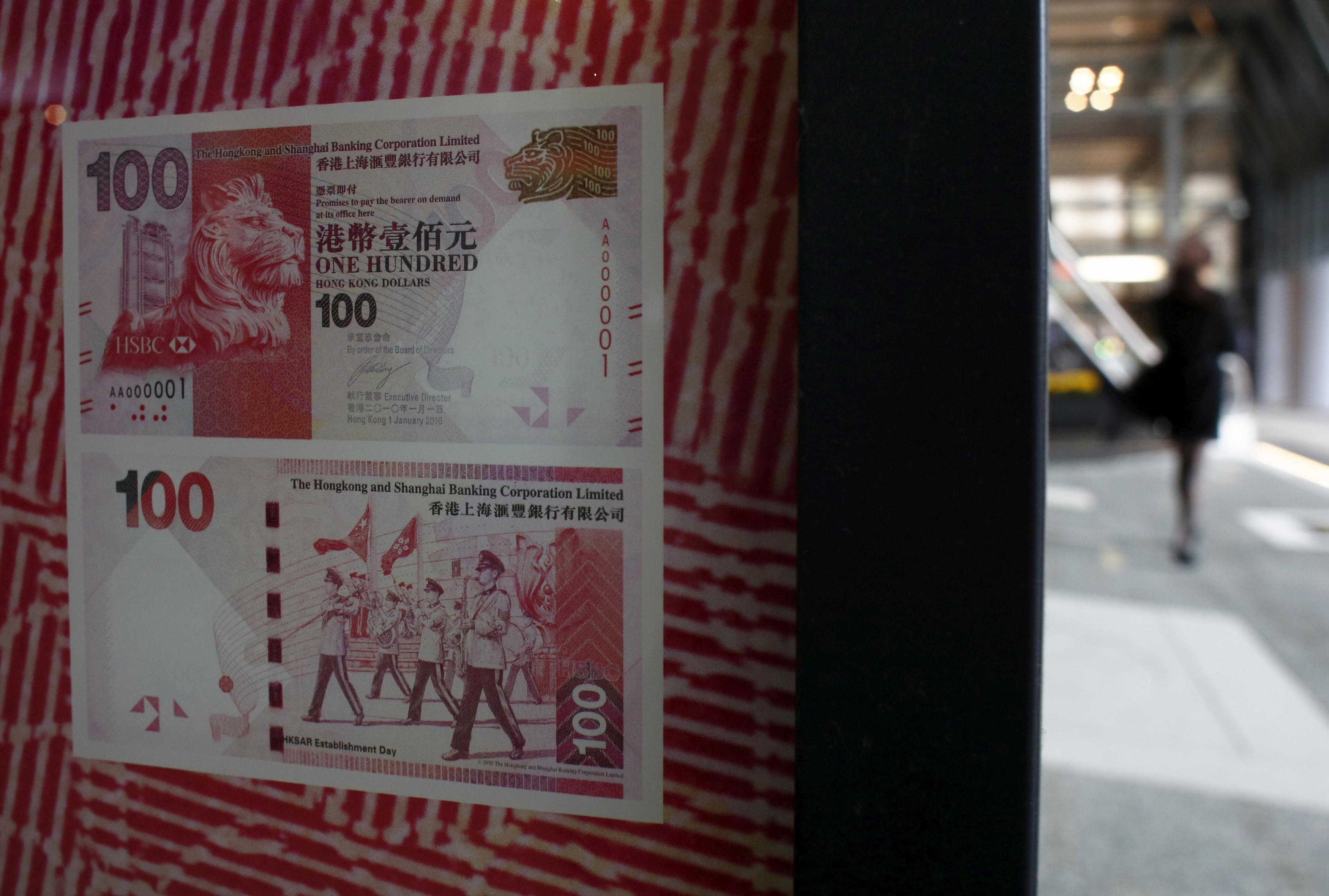 Explainer: Can political unrest in Hong Kong break its currency peg?