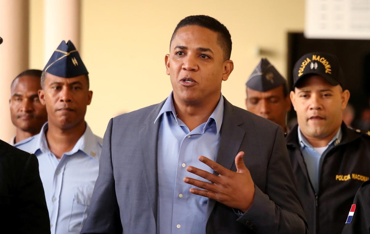 Die voormalige Major League Baseball-speler Dotel het die Dominikaanse aanklag van die hand gewys en op borgtog vrygelaat