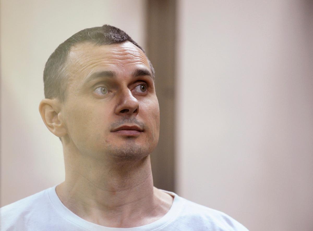 Die kantoor van die president van die Oekraïne het gesê dat geen gevangene met Rusland vervang is nie