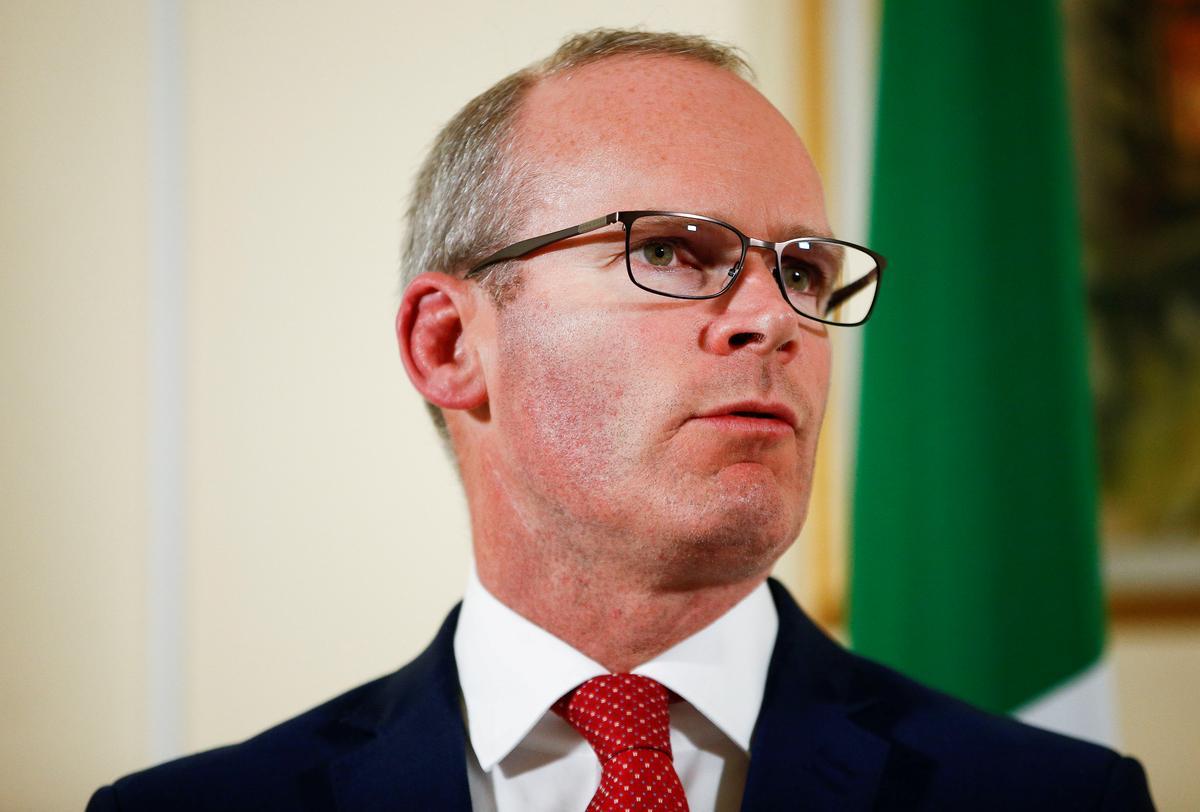 Die Britse premier se Brexit-posisie 'heeltemal onredelik', sê Ierland