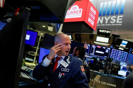 Wall St. set to open higher on U.S.-China trade hopes
