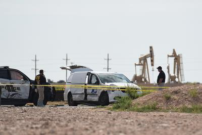 Deadly gun rampage in West Texas