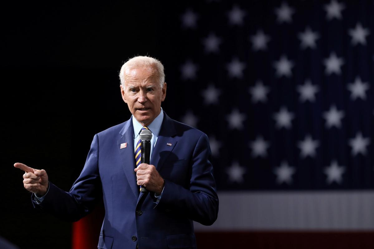 Biden seen as weak front-runner as 2020 U.S. Democratic race heats up