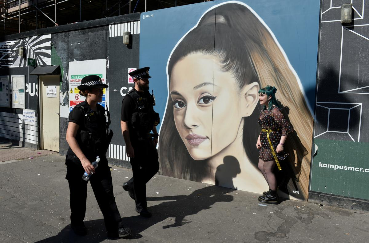 Ariana Grande sues Forever 21 for $10 million over look-alike ad campaign