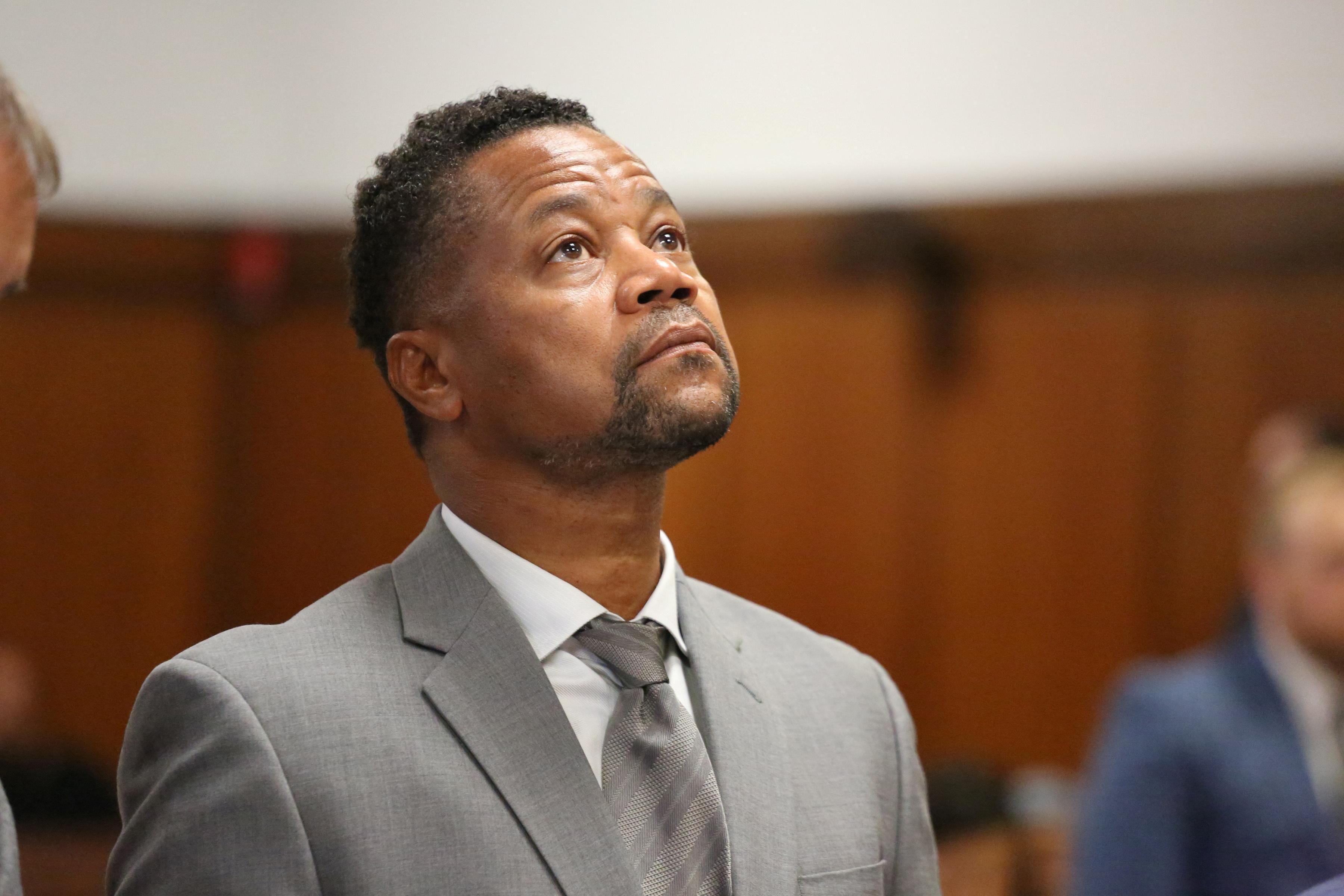 Trial of actor Cuba Gooding Jr gets October date in groping case