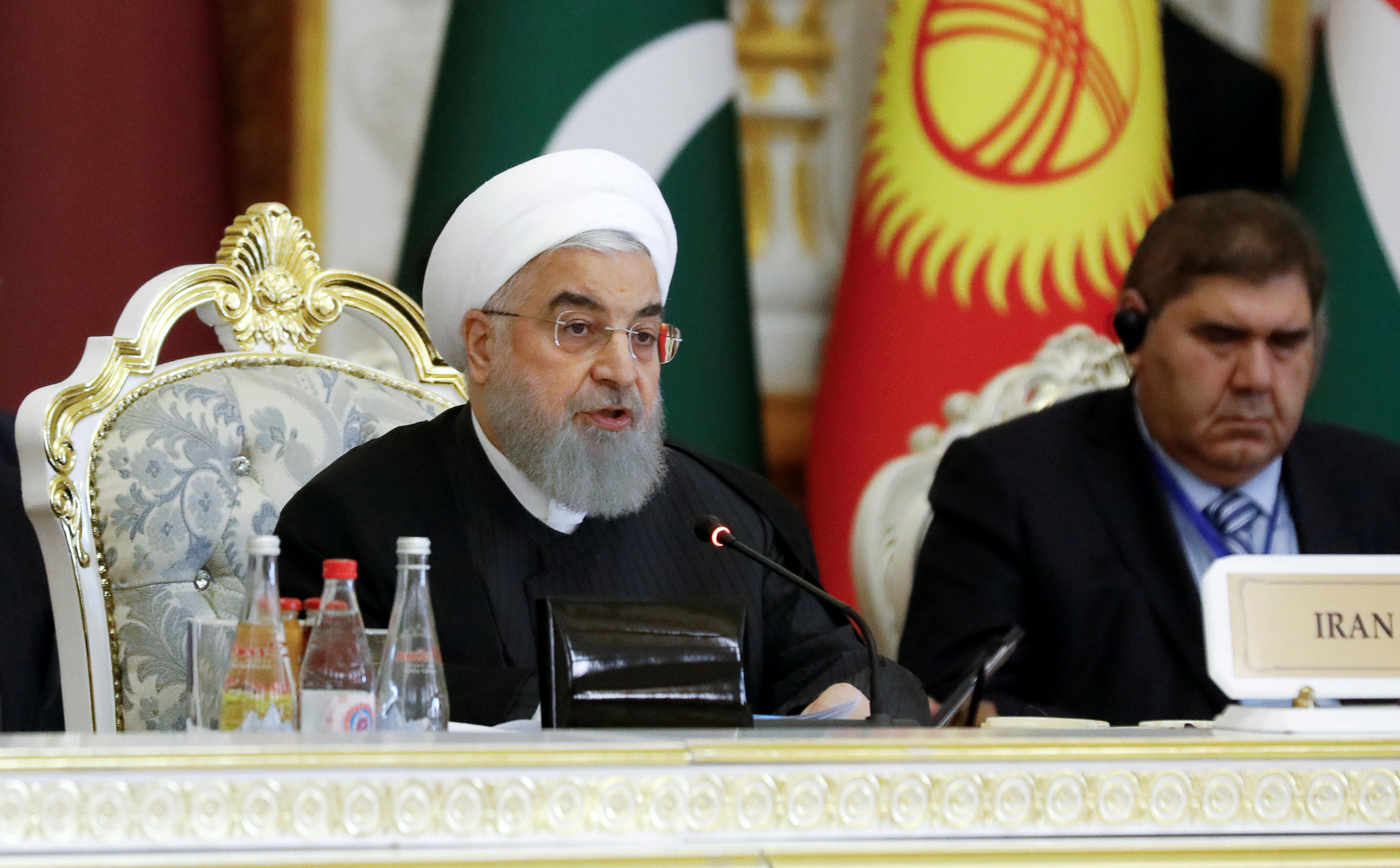 Iran's Rouhani says next nuclear deal breaches will have...