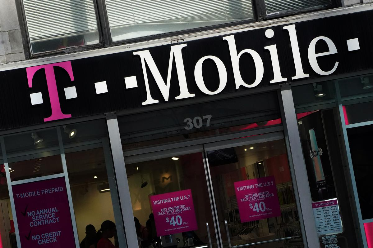 New York City sues T-Mobile over 'rampant' customer sales