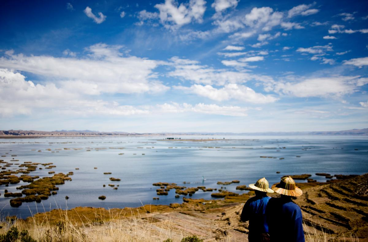 Lake Titicaca, once considered Andean deity, faces pollution threat - Reuters Africa