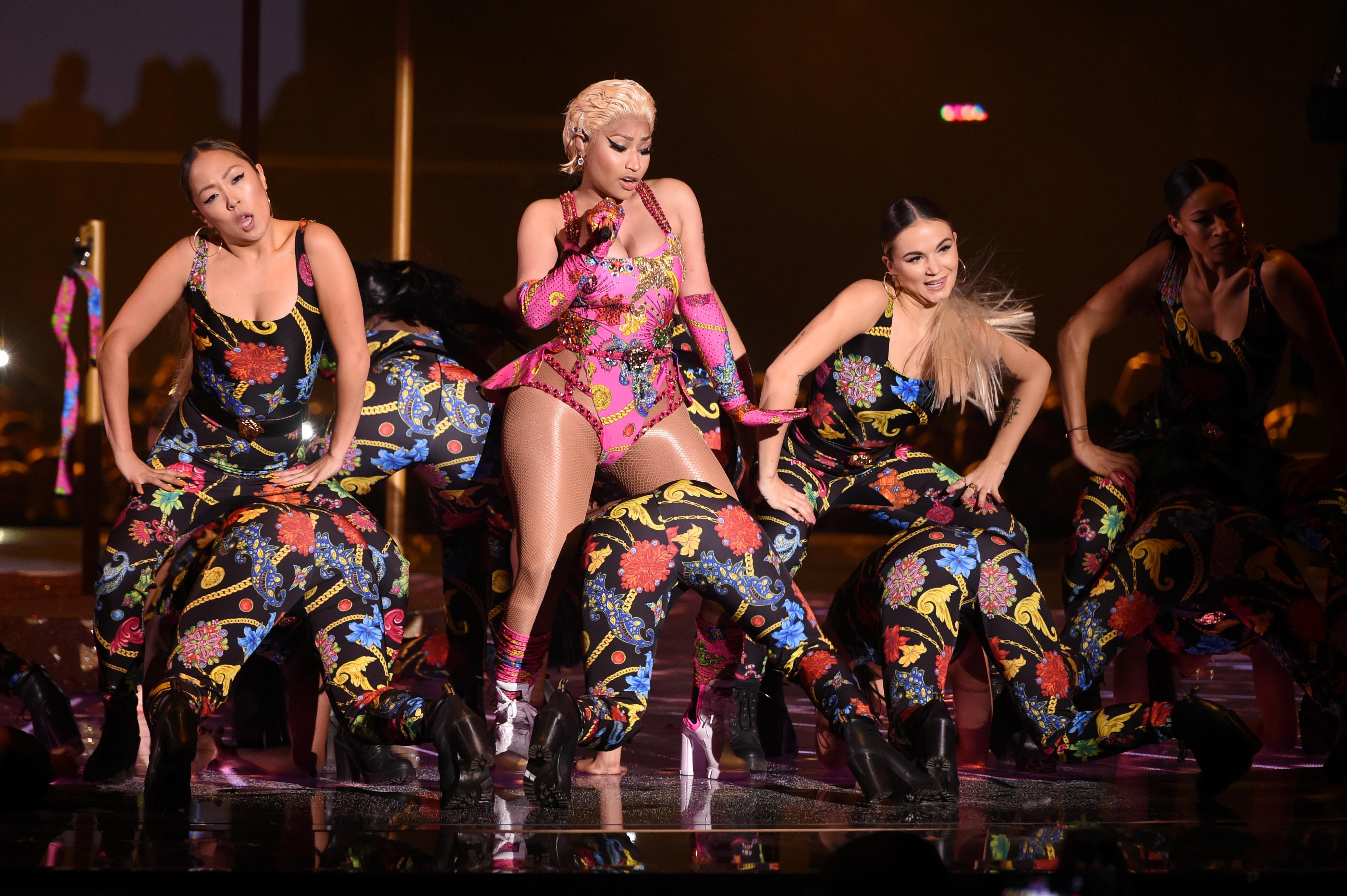 Image result for 'Bang Bang': Nicki Minaj stuns fans with retirement announcement
