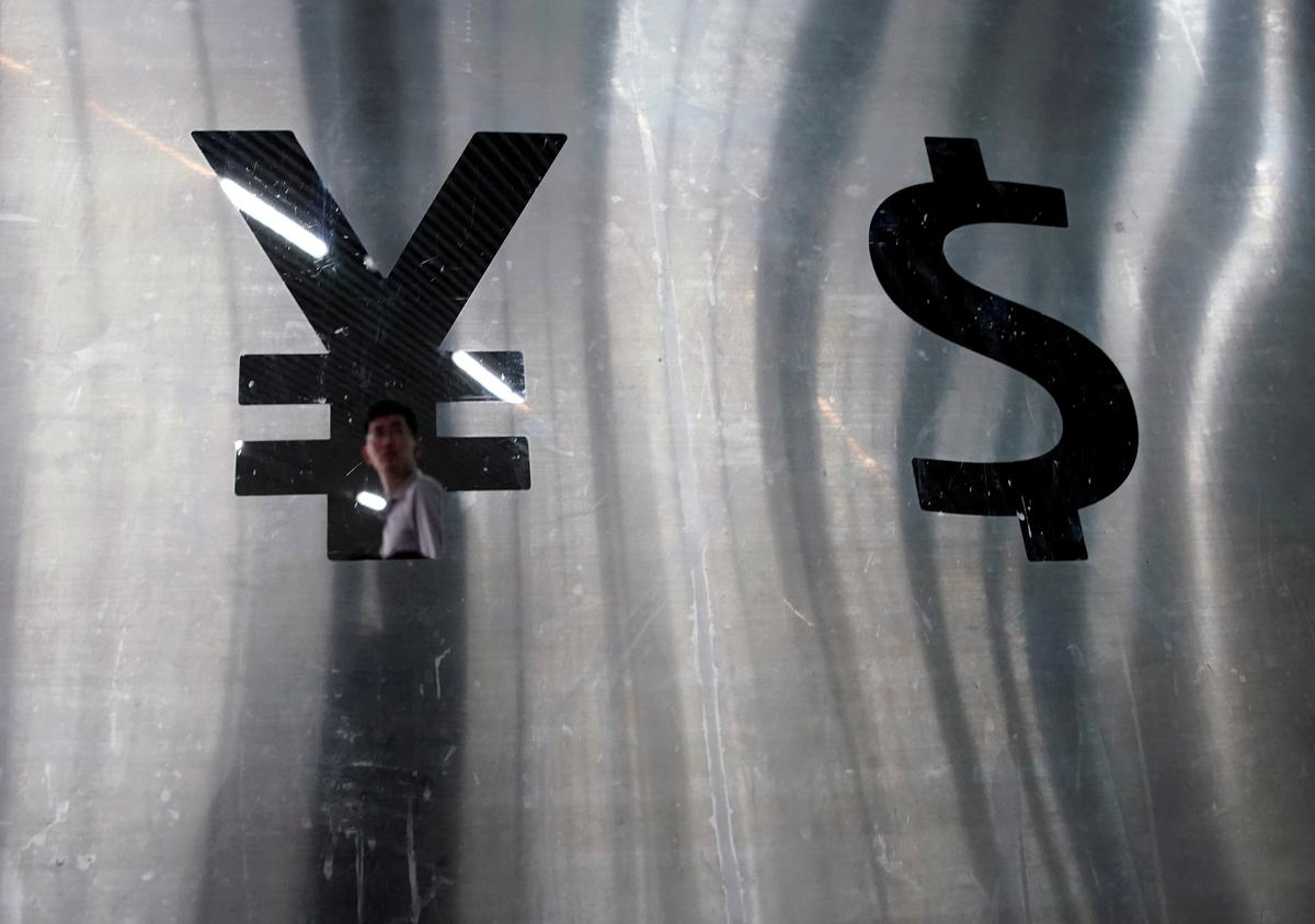 Chinese yuan forex