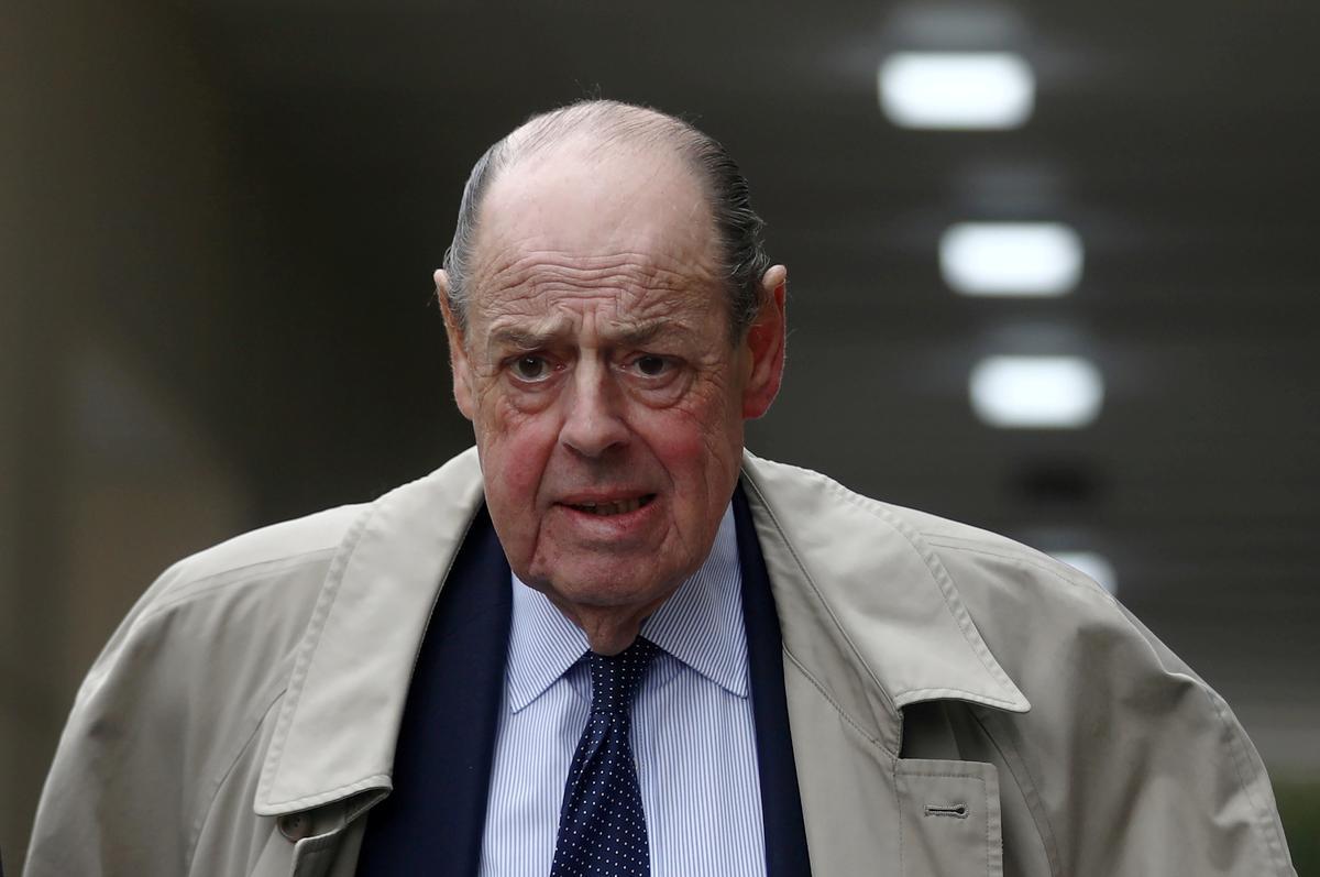 Die Britse Johnson is nie Winston Churchill nie, sê die kleinseun van die oorlogsleier