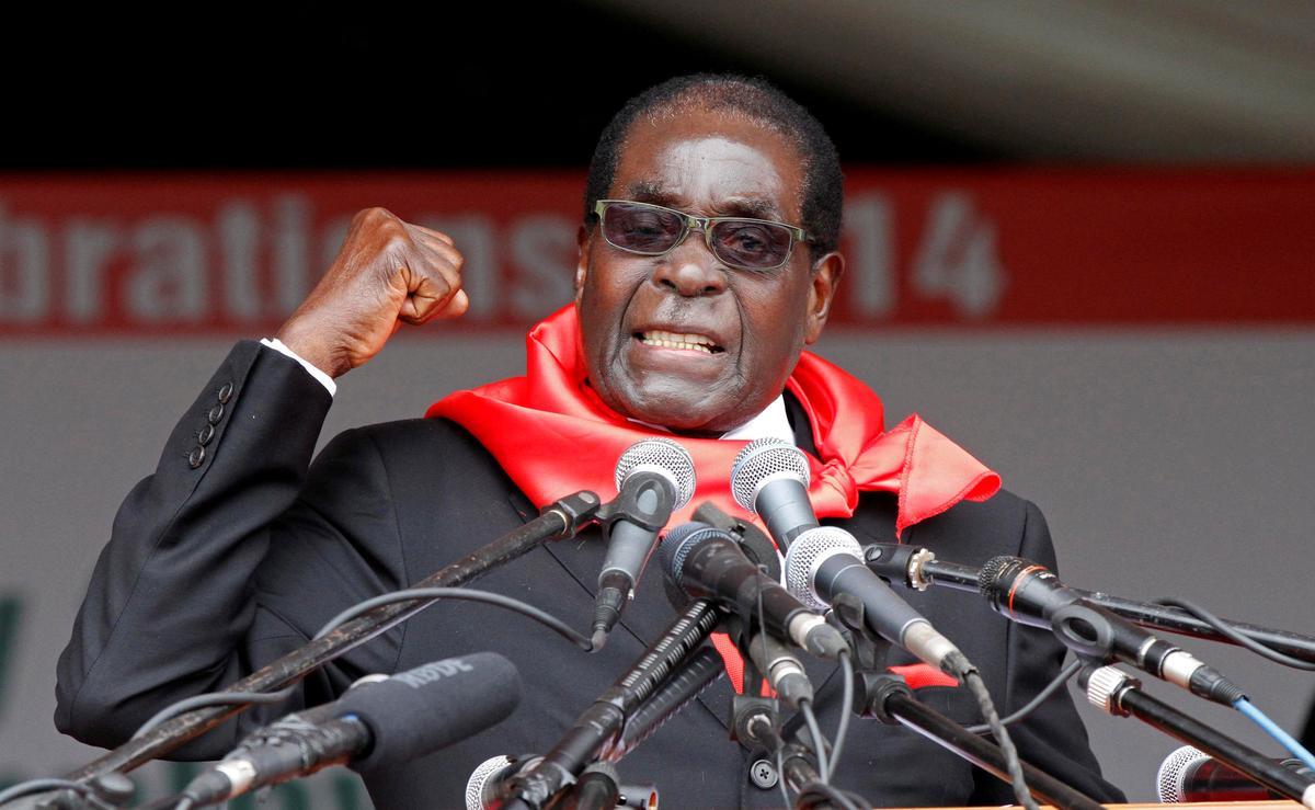Zimbabwe na Mugabe: hoop en ekonomiese chaos verpletter