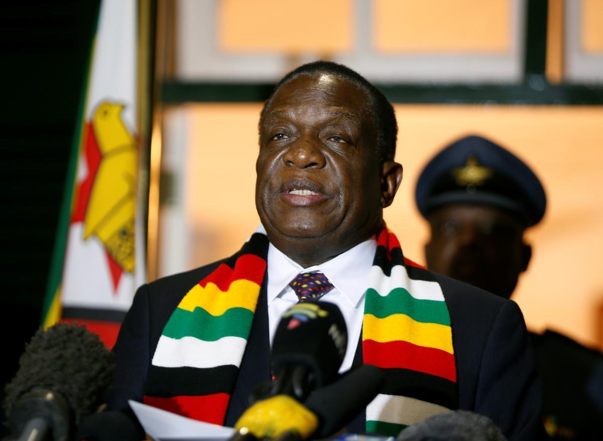 Zimbabwiërs treur die stigtersvader Mugabe, maar verward oor die begrafnis