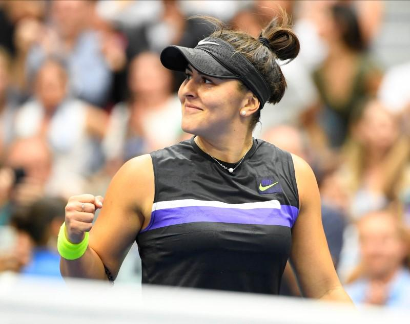 Canadians embrace #SheTheNorth after Andreescu's win