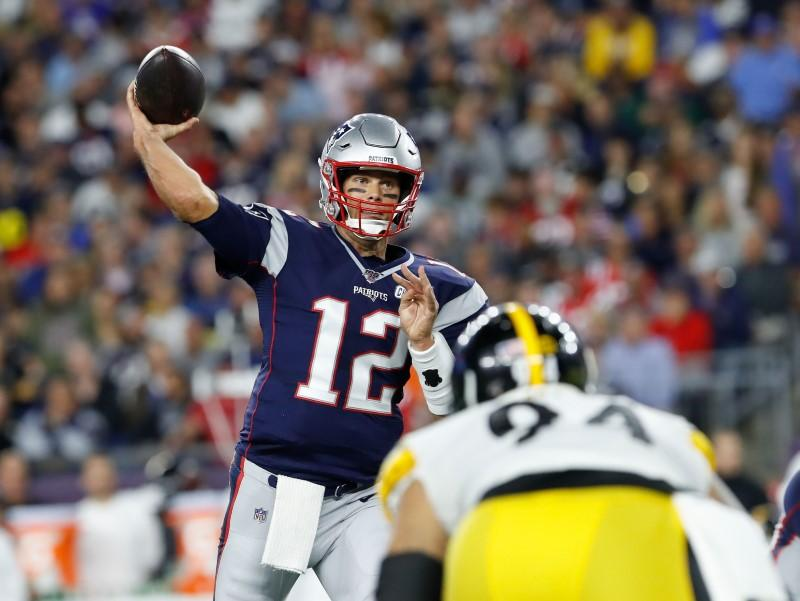 NFL roundup: Patriots begin title defense with rout of Steelers