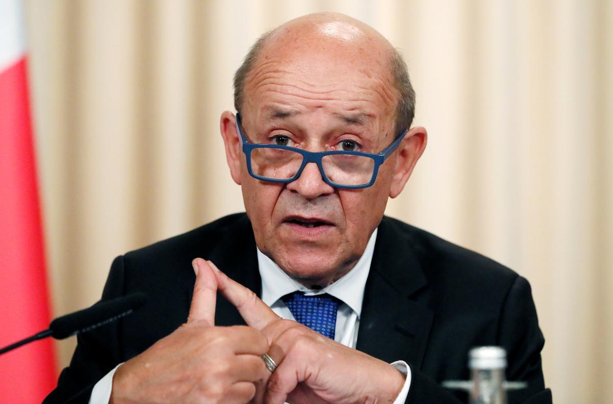 Frankryk: die EU en Rusland moet vertroue herbou, maar te vroeg om die sanksies te beëindig
