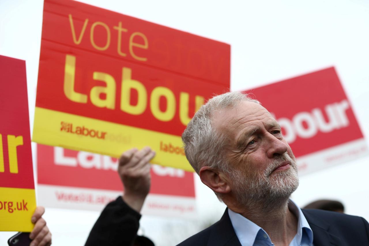Special Report: Jeremy Corbyn, Britain's unlikely EU warrior