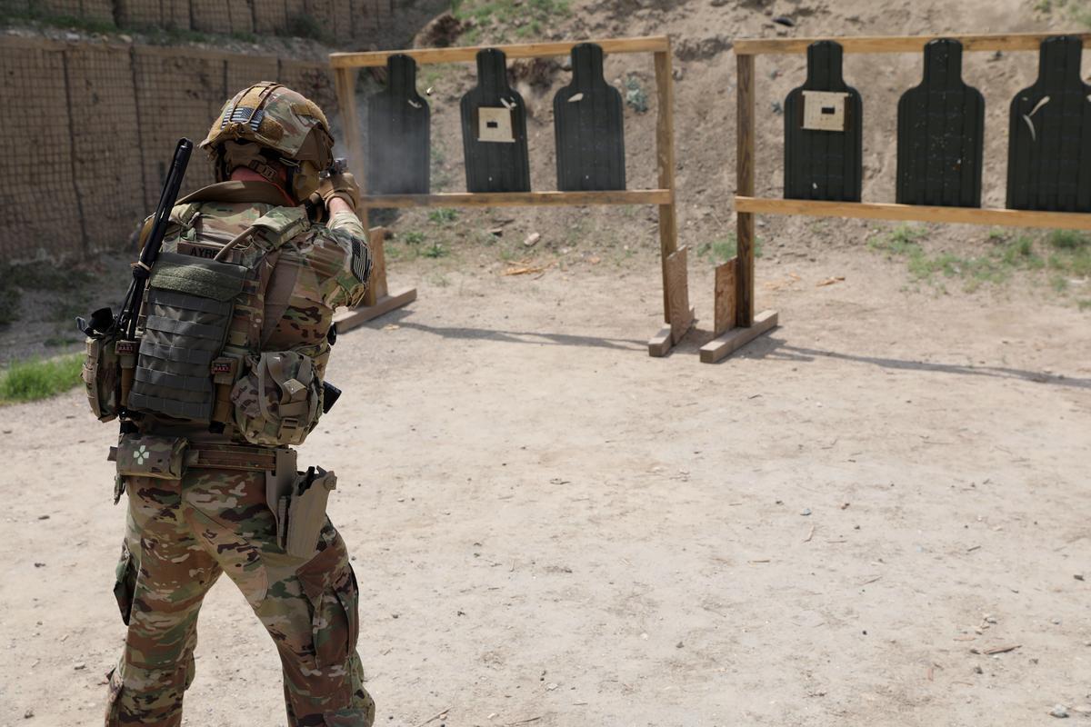 Trump sê Taliban praat 'dood', Amerikaanse weermag om die operasies in Afghanistan te verhoog