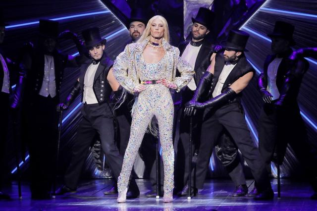 The Blonds Host N Y Fashion Week Show With Moulin Rouge On Broadway Reuters
