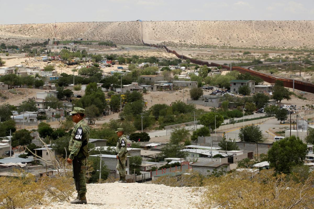 Mexiko sê daar sal op wapensmokkelary op die Amerikaanse vergadering oor migrantestrome gefokus word