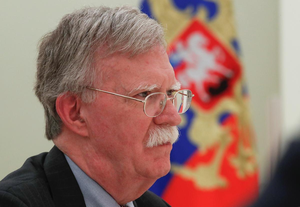 Rusland sê die uittrede van die Trump-adviseur Bolton sal waarskynlik nie bande help nie: RIA