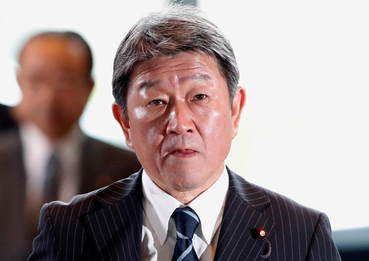 Profiles of key Japanese cabinet ministers in new posts - Reuters