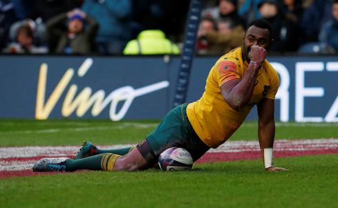 Wallabies' Kuridrani on track for Fiji, Petaia still weeks away