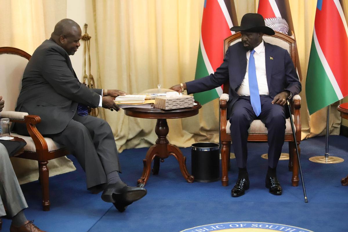 Partye in Suid-Soedan stem in om teen 12 November tussentydse regering te vorm