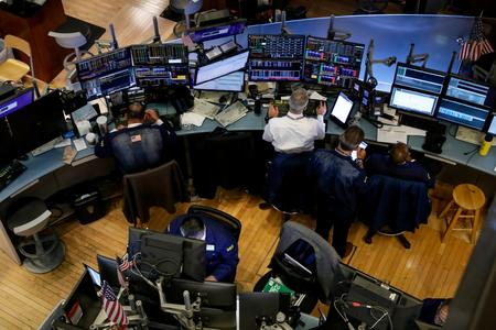US STOCKS-Futures flat as trade moves offer mixed signals
