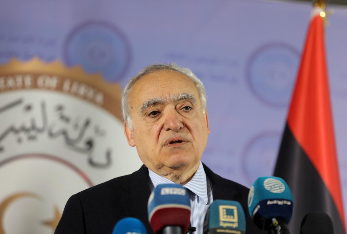 Duitsland wil Libië-konferensie aanbied om olieprodusente te stabiliseer